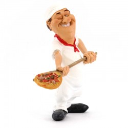 Pizza chef 19 cm Funny Collection