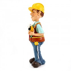 Building Surveyor 16 cm Funny Collection