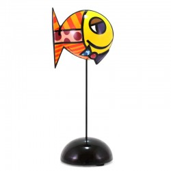 Figura Deeply in Love I 29 cm Romero Britto GOEBEL