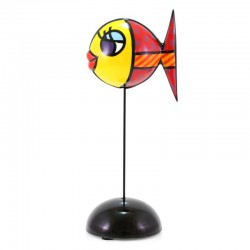 Figura Deeply in Love II 29 cm Romero Britto GOEBEL