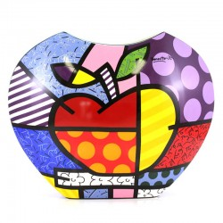 Vaso Big Apple 21 cm Romero Britto GOEBEL
