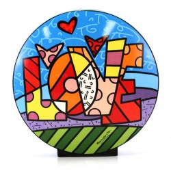 Vaso Happy 21 cm Romero Britto GOEBEL