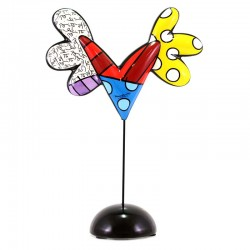Figura Love is Everything 33 cm Romero Britto GOEBEL