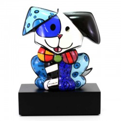 Figura His Royal Highness 22 cm Romero Britto GOEBEL