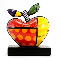 Figura Big Apple 14x17 cm Romero Britto GOEBEL