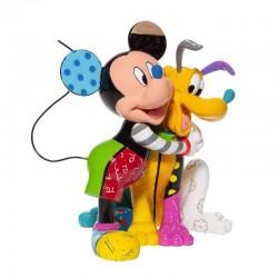 Mickey and Pluto 21 cm Romero Britto 6007094