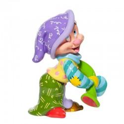 Dwarf Dopey 12 cm Romero Britto 6007258