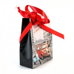 Musical Bag 10x8 cm La Dolce Vita