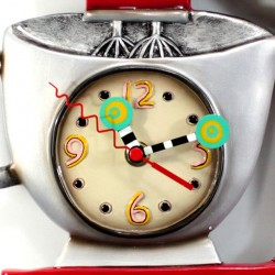 Blender Clock 29x28 cm Allen Designs