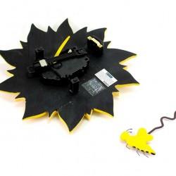 Sunflower Clock 26x26 cm Allen Designs