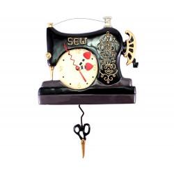 Orologio Macchina da Cucire 23x20 cm Allen Designs