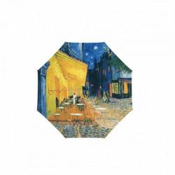 Ombrello Caffè di sera Van Gogh Diametro 116 cm Allen Designs