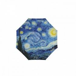 Ombrello Notte stellata Van Gogh Diametro 116 cm Allen Designs