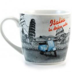 Ceramic Mug 9 cm La Dolce Vita