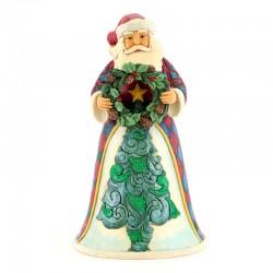 Babbo Natale delle tradizioni 25 cm Jim Shore 4058744