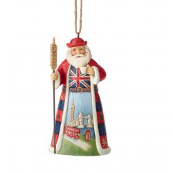 Babbo Natale Inglese 11,5 cm Jim Shore 6001509