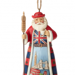 English Santa Claus 11,5 cm Jim Shore 6001509