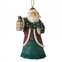 Victorian Santa Ornament 11,5 cm Jim Shore 6006601