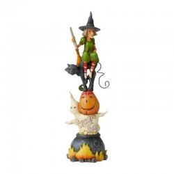 Totem Halloween 23 cm Jim Shore 6006698