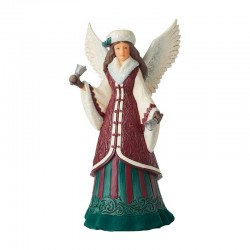 Victorian angel with bells 25,5 cm Jim Shore 6006597