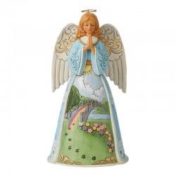Rainbow Angel 25 cm Jim Shore 6008762