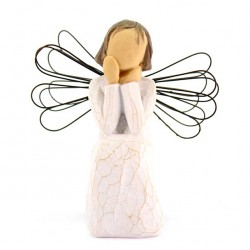 Angel of caring 10 cm Willow Tree 26079