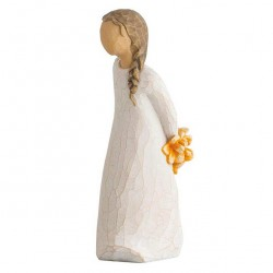 For you statue 13,5 cm Willow Tree 27672