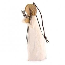 Friendship Ornament 10 cm Willow Tree 27337