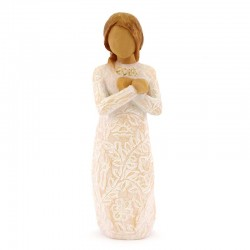 Statuina Memorie 2019 14 cm Willow Tree 27904