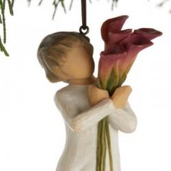 Statue Bloom 11.5 cm Willow Tree 27909