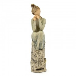 Statuina Pazienza 17,5 cm Willow Tree 27537