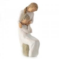 Loving my mother figurine 16,5 cm Willow Tree 27921