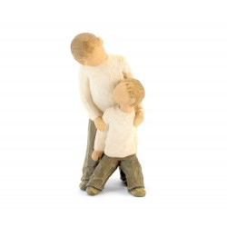 Statuetta Fratelli 12,5 cm Willow Tree 26056