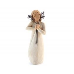 Statuetta dell'Amicizia 13,5 cm Willow Tree 26155