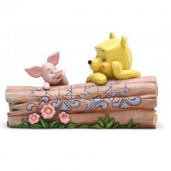 Winnie the Pooh e Pimpi 10 cm Disney Traditions 6005964
