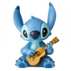 Stitch con chitarra 6,4 cm Disney Showcase 6002188