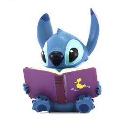 Stitch con libro 6 cm Disney Showcase 6006207