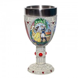 Chalice Beauty and the Beast 18 cm Disney Showcase 6007188