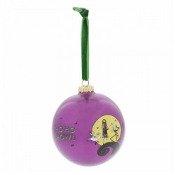 Christmas ball Nightmare Before Christmas 10 cm Disney Enchanting A30115