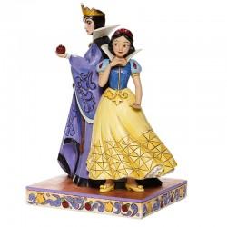 Snow White and Queen Grimhilde 21 cm Disney Traditions 6008067