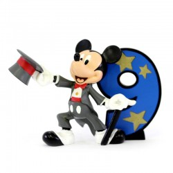 Mickey Mouse Number 9 8 cm Disney Showcase 4017909