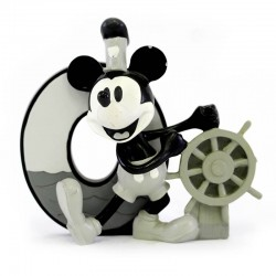 Mickey Mouse number 0 8 cm Disney Showcase 4017900