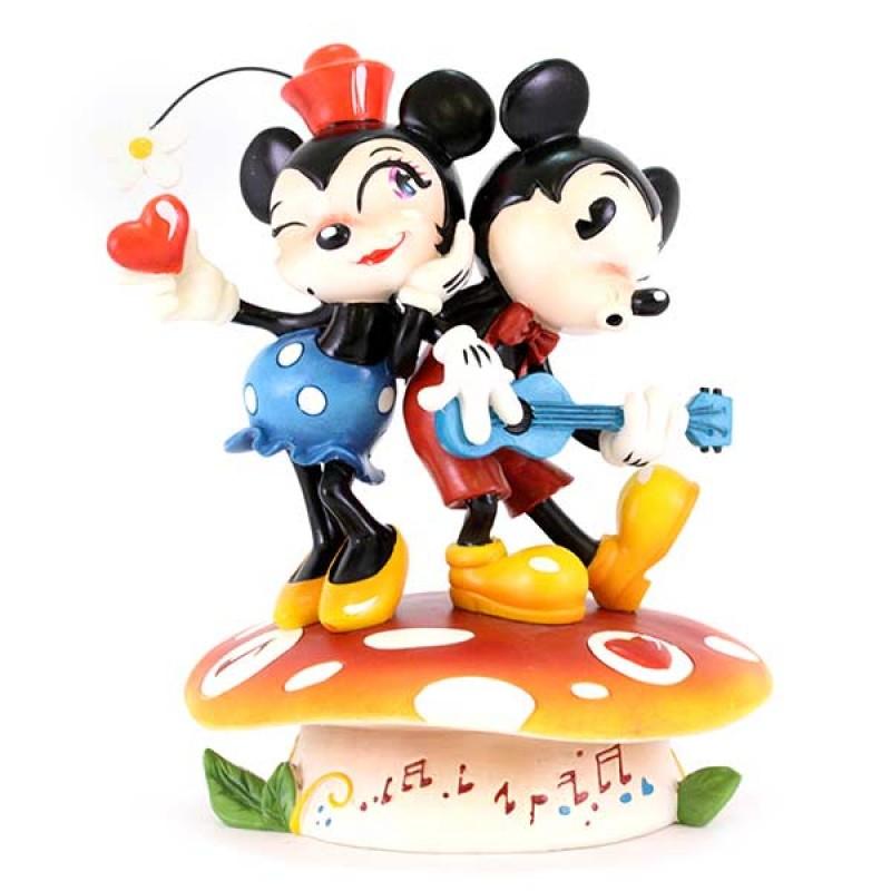 0da92dbc7 Mickey and Minnie Mouse 15 cm Disney Showcase 4058894