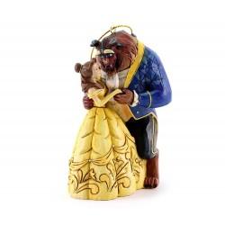 La Bella e la Bestia 10 cm Disney Traditions A28960