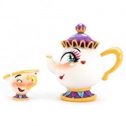 Mrs Bric e Chicco 10 cm Disney Showcase 6001670