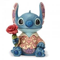 Stitch San Valentino 15 cm Disney Traditions 6001280