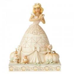 Cenerentola con abito bianco 20 cm Disney Traditions 6002816