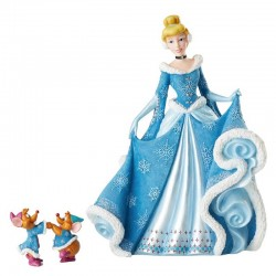 Cenerentola con Jack e Gas 21 cm Disney Showcase 6002181
