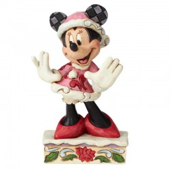 Minnie Natalizia 12 cm Disney Traditions 6002843