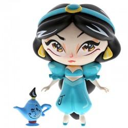 Jasmine con il genio 18 cm Disney Showcase 6003777